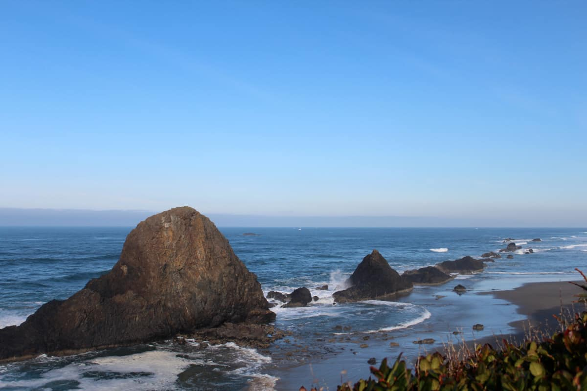 seal rock hike