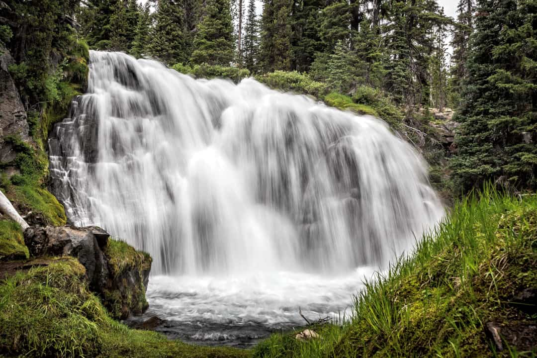 Fall Creek Deschutes National Forest