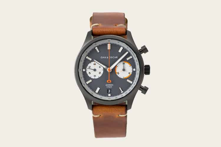 Oak & Oscar - The Jackson PVD