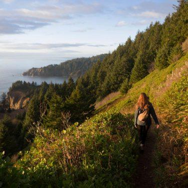 Oregon Coast Trail Hiking Guide
