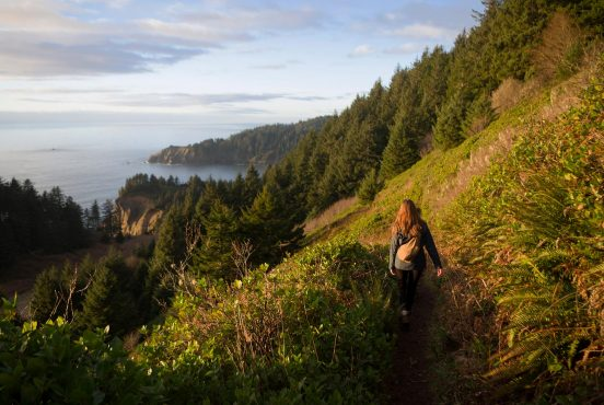 Oregon Coast Trail Hiking Guide