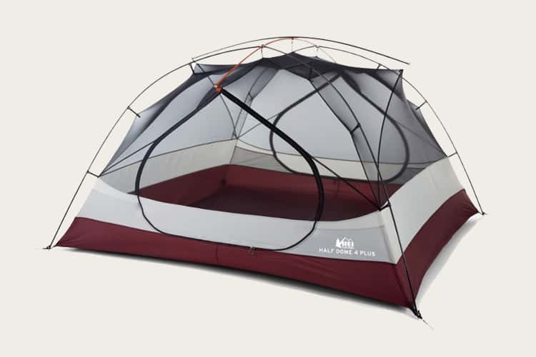 REI Co-op Half Dome 4 Plus Tent