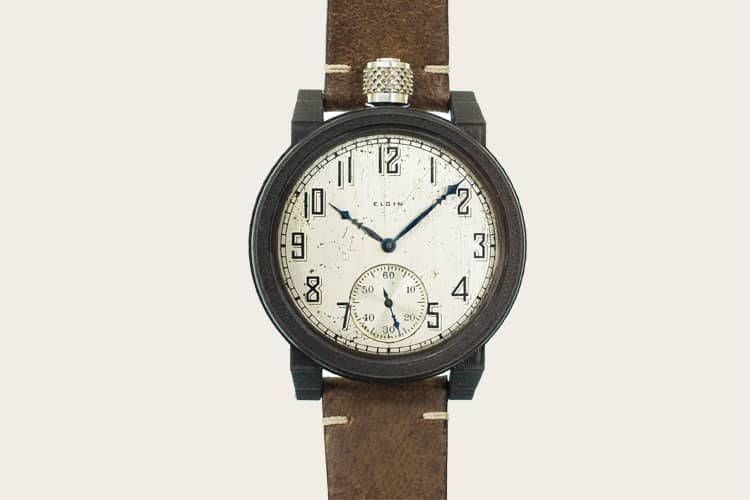 Vortic Watches - The Chicago 168