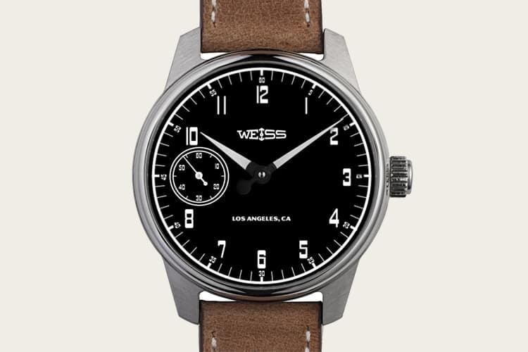 Weiss 42mm Gauge Series