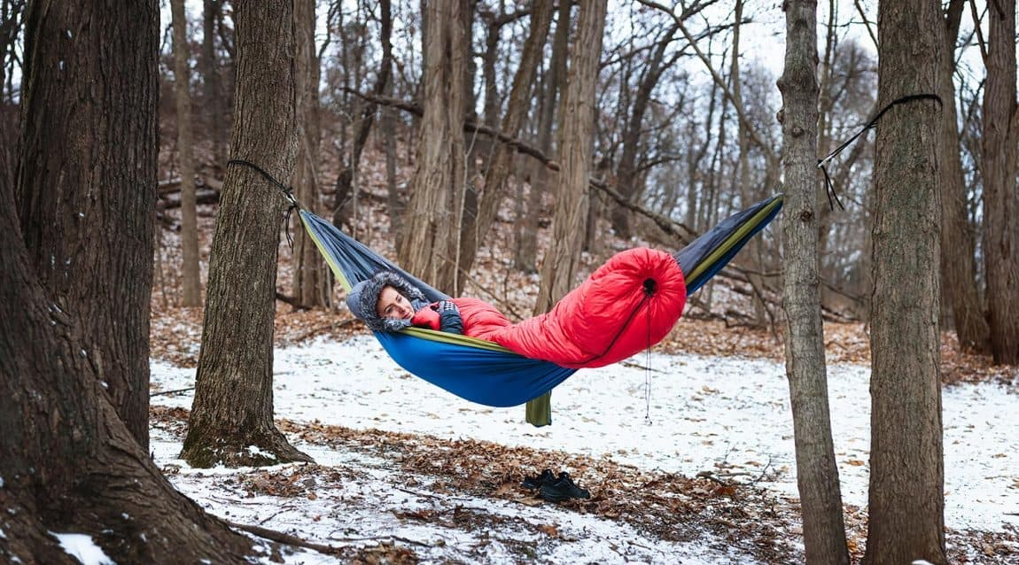 best hammock top quilts