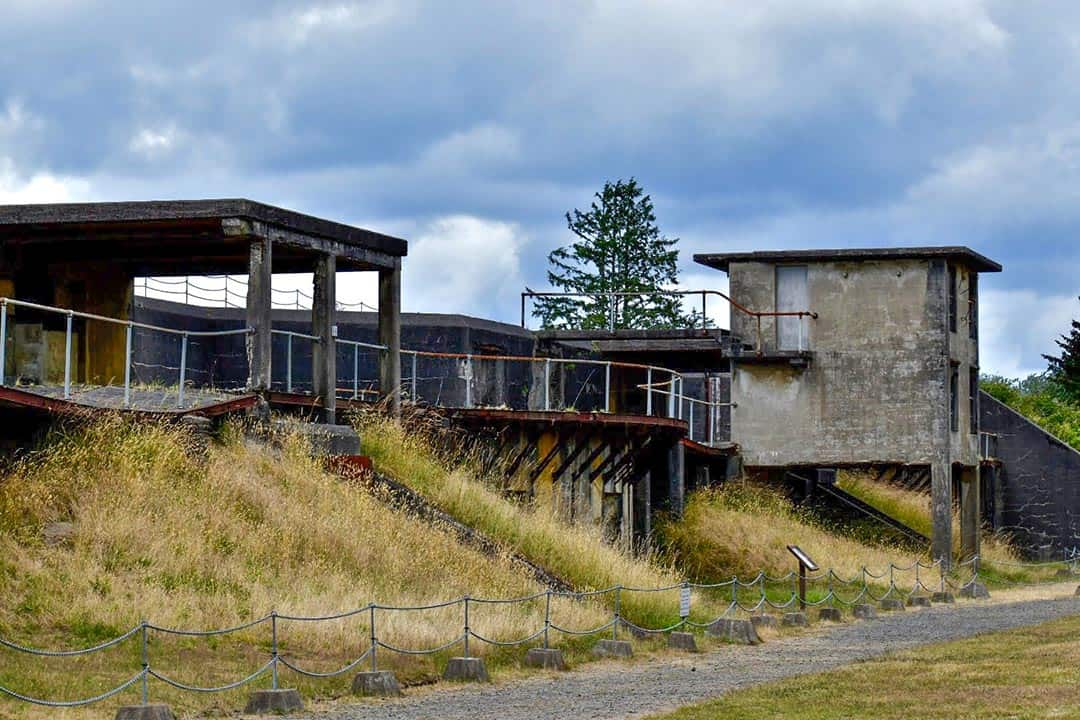 fort stevens oregon