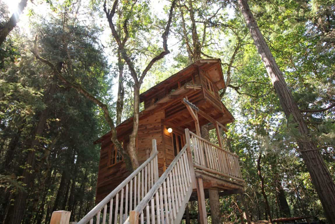 oregon treehouse rentals