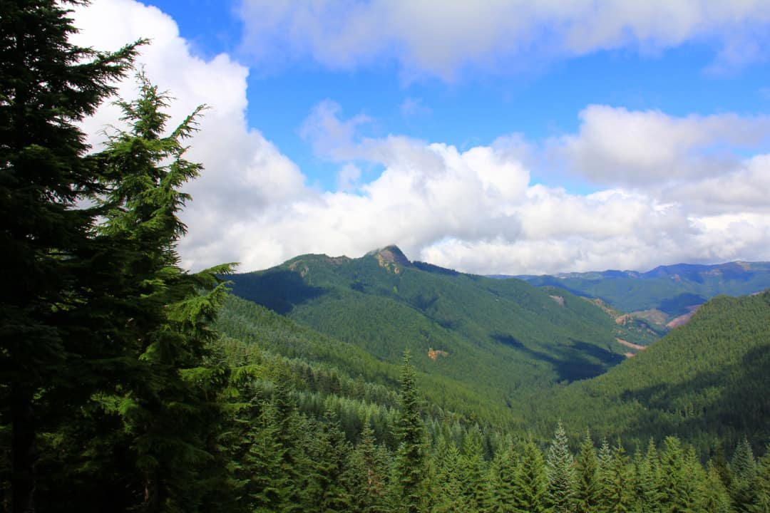 view from pechuck lookout