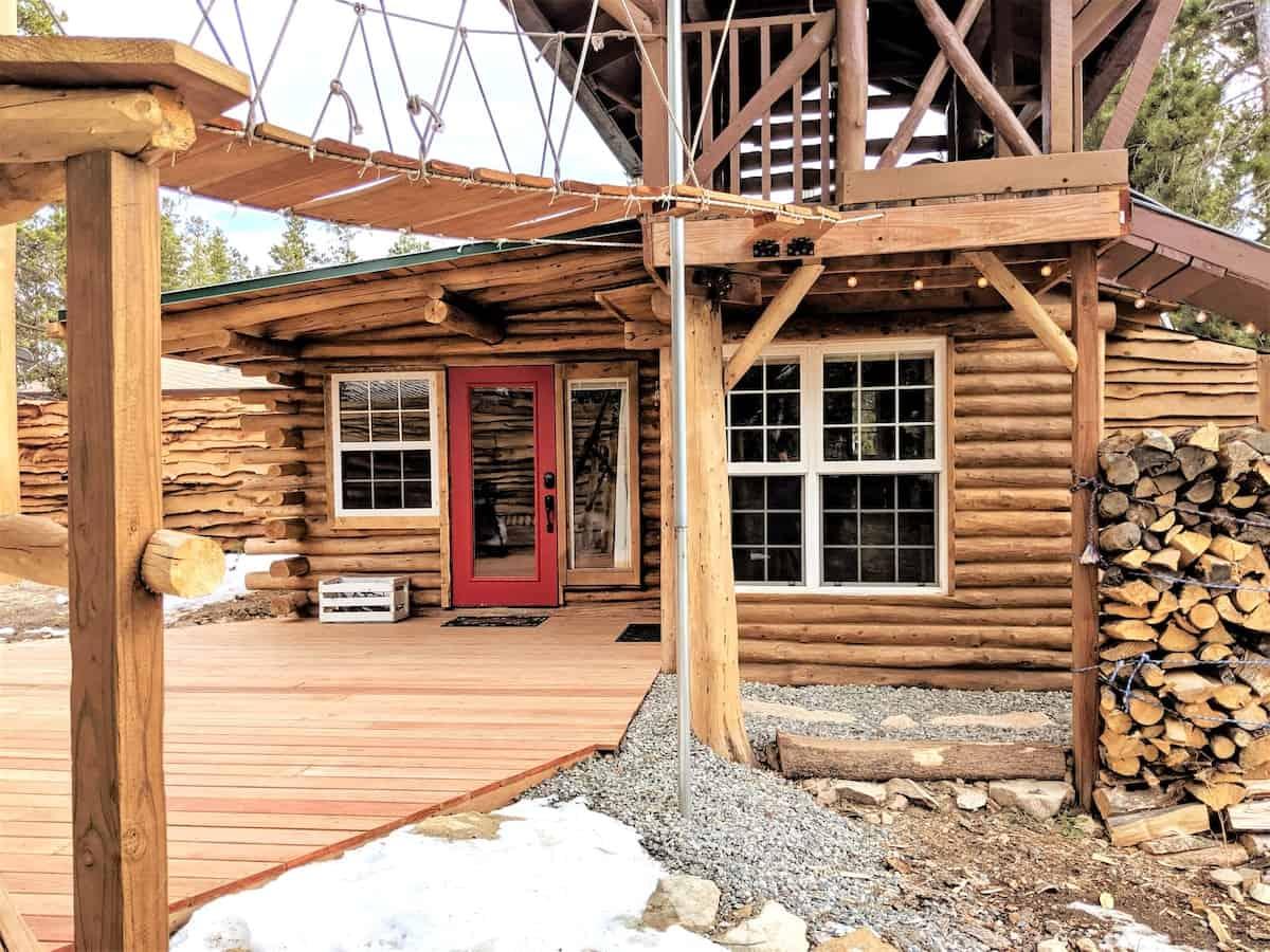Boho Chic Cabin