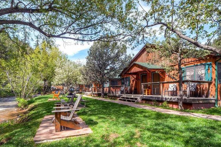 Colorado Bear Creek Cabin
