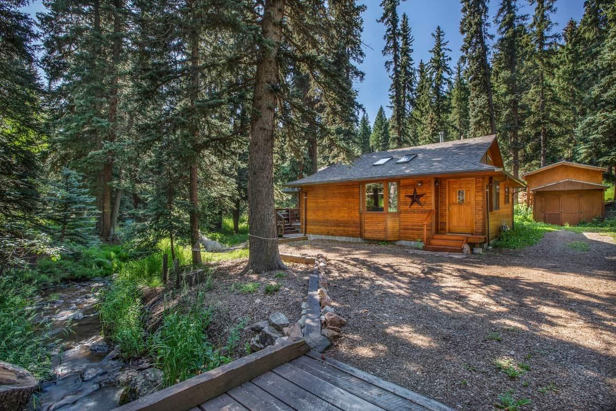 Creekside Cabin colorado