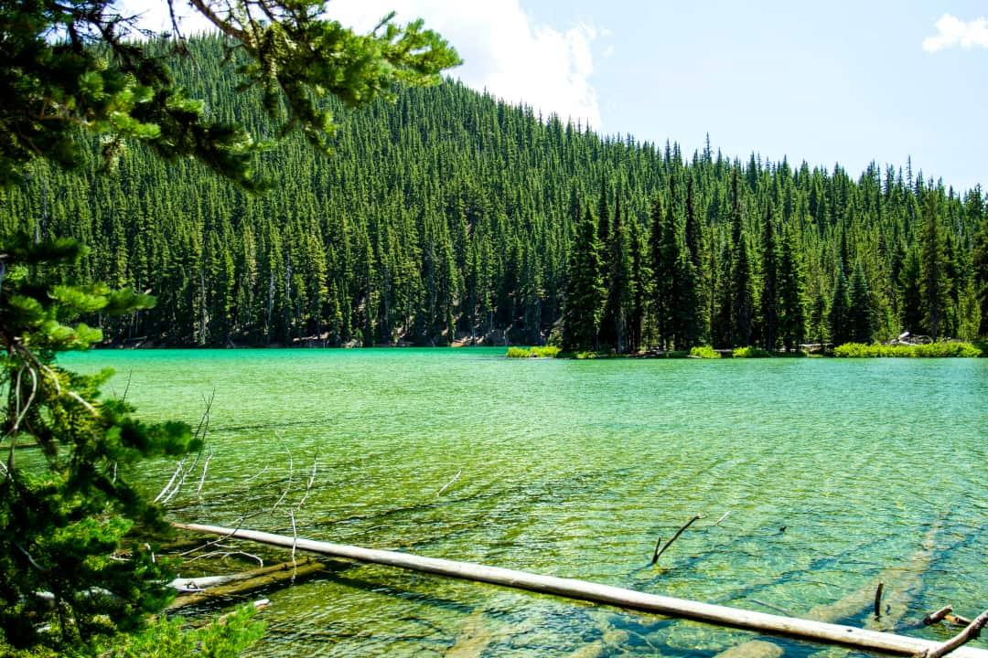 Devils Lake oregon