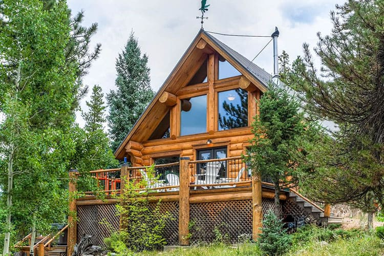 Black Hawk Log Cabin