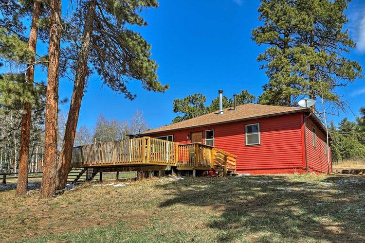 Remodeled Conifer Cabin