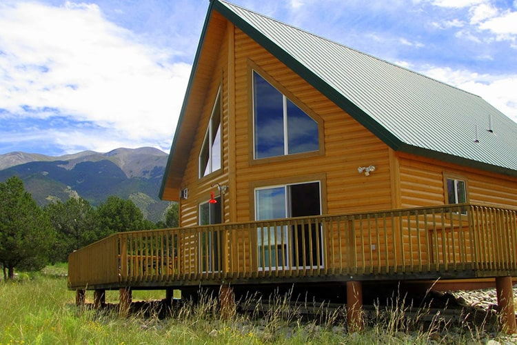 The Great Sand Dunes Cabin
