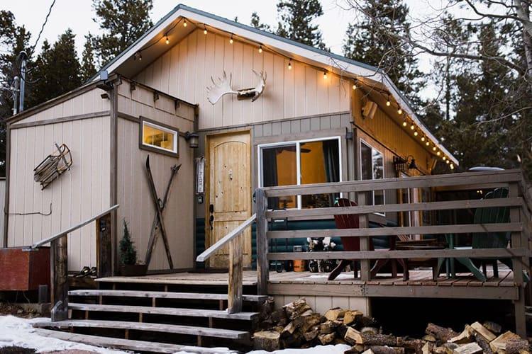 Roosevelt National Park Cabin