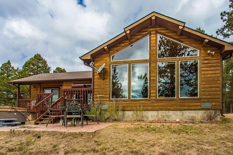 Elk Spring Cabin