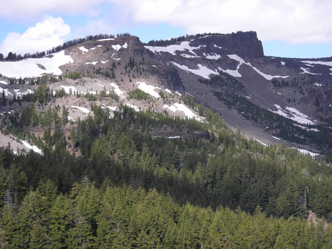 Tam McArthur Rim Trail
