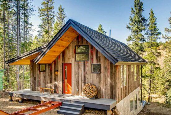 best cabin rentals near denver colorado