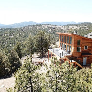 best cabin rentals near denver colorado