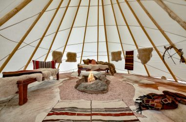 best glamping colorado