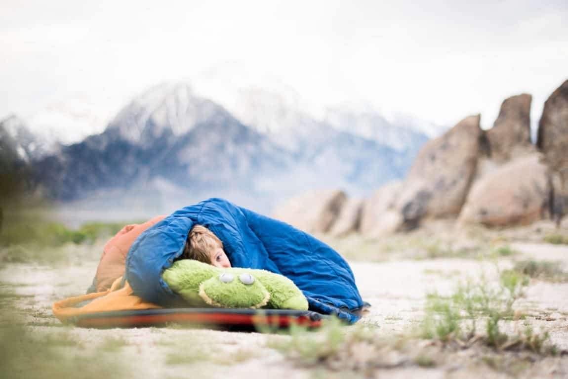 95cb6ef02 Outfit Your Tyke: 10 of the Best Kids Sleeping Bags • Territory Supply