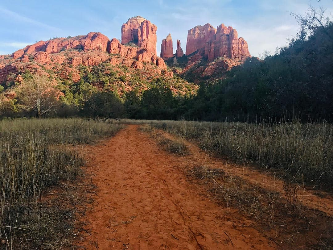 cathedral rock sedona trail