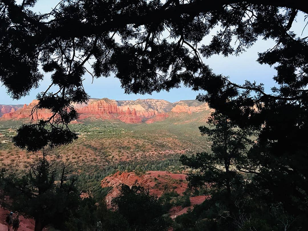 cathedral rock sedona views