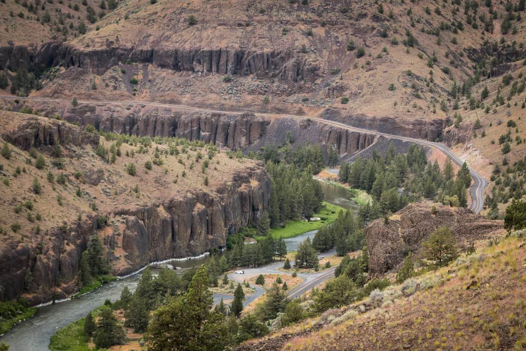 chimney rock trail oregon