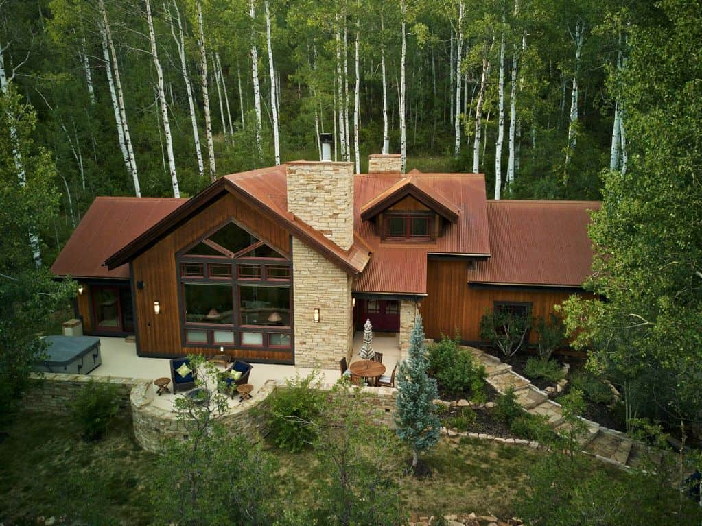 secluded cabin near telluride co