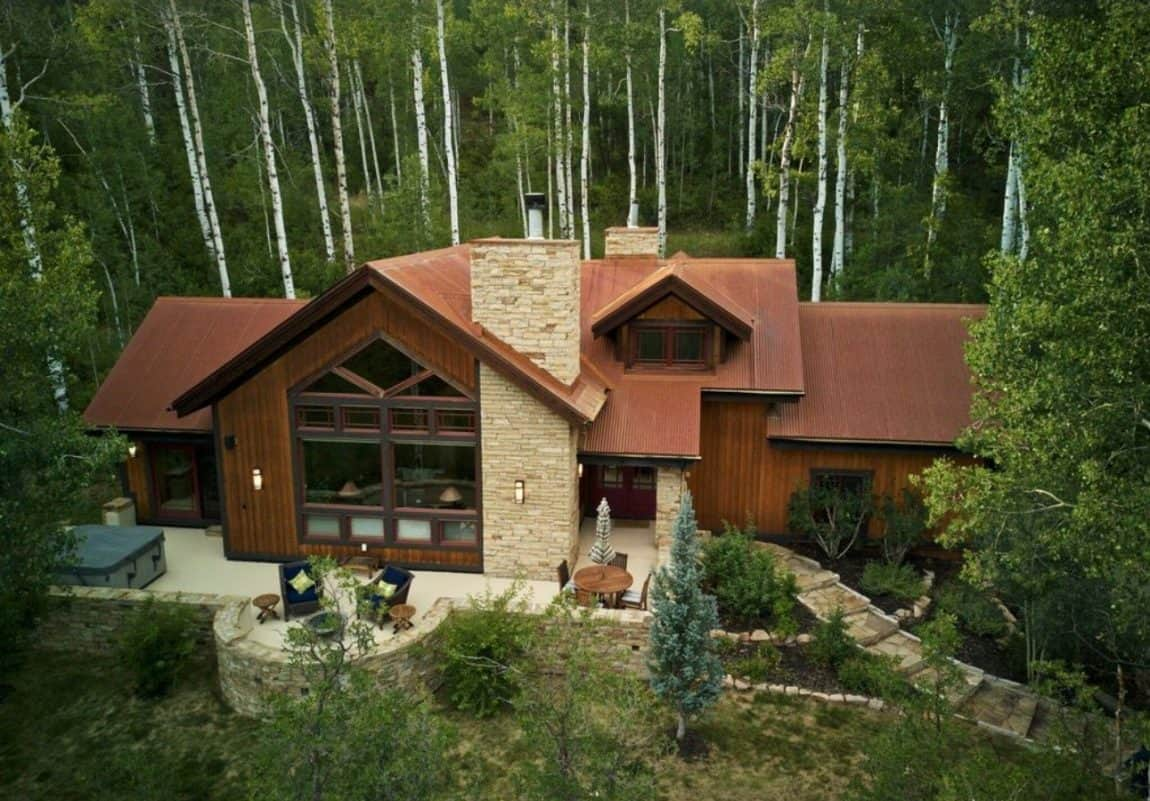 secluded cabins in colorado