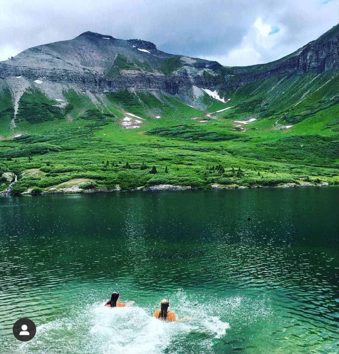 silver lake telluride