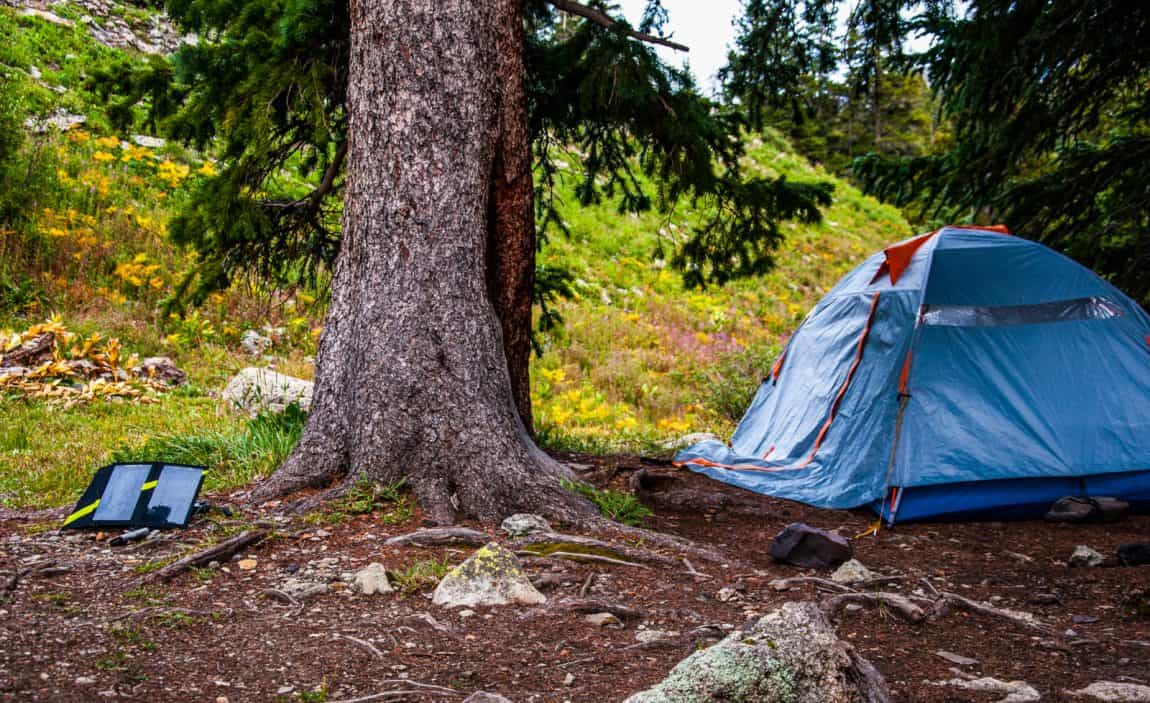 Best portable camping options