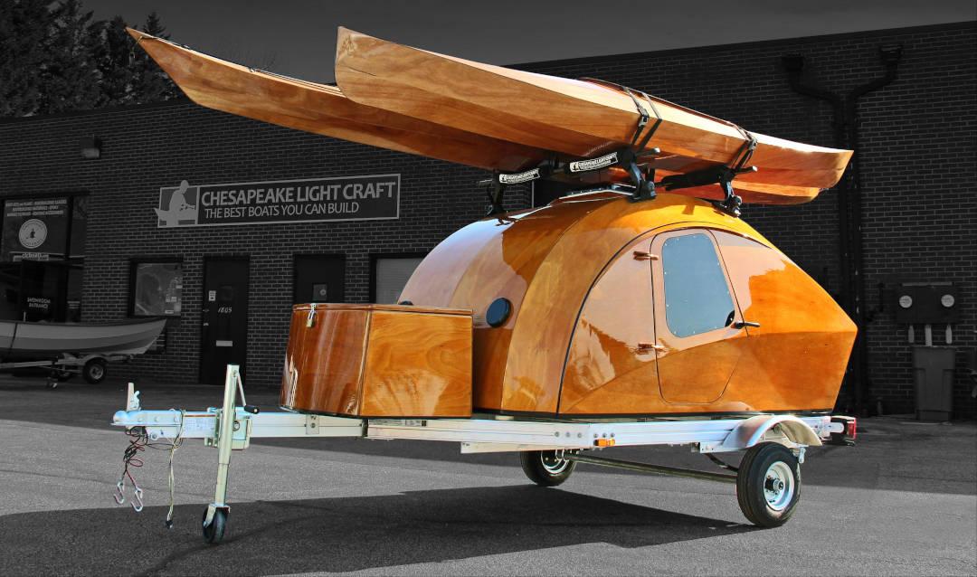 DIY Trailers: 8 Roadworthy Teardrop Camper Kits & Plans
