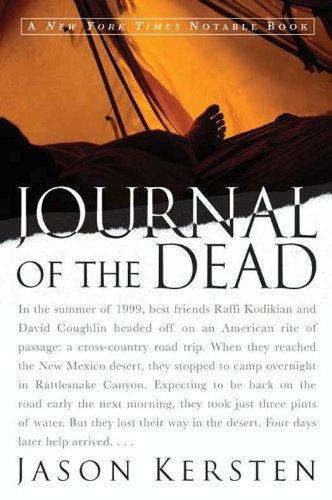 journal of the dead jason kersten