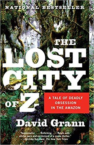 lost city of z david grann