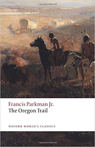oregon trail francis parkman