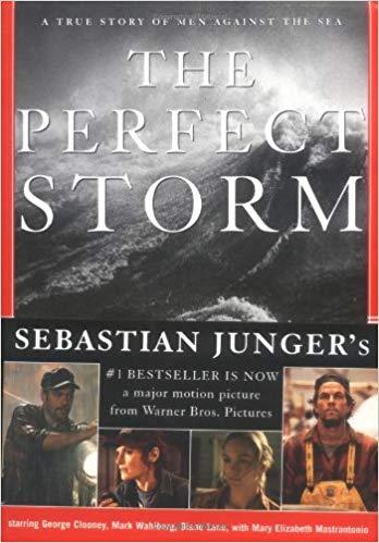 perfect storm sebastian junger