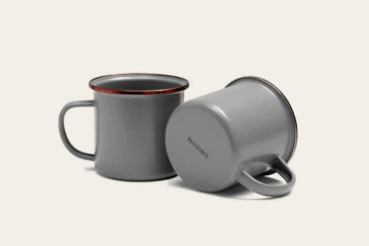 barebones camp mugs