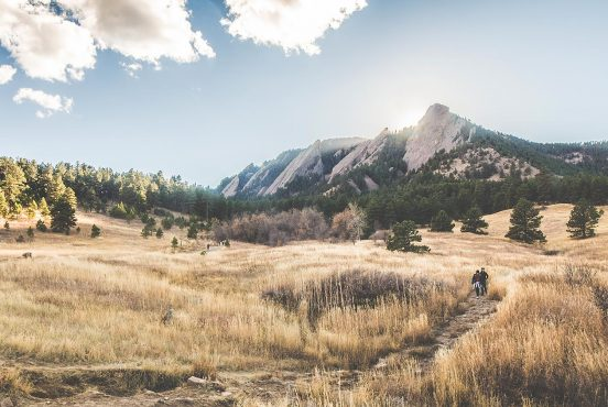 best hikes near denver boulder