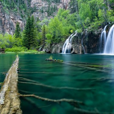 colorado waterfall hikes