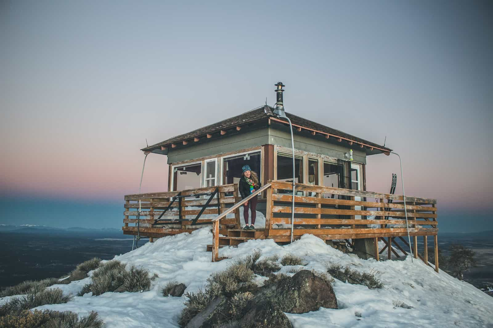 12 Epic Fire Lookout Rentals for Awe-Inspiring Views