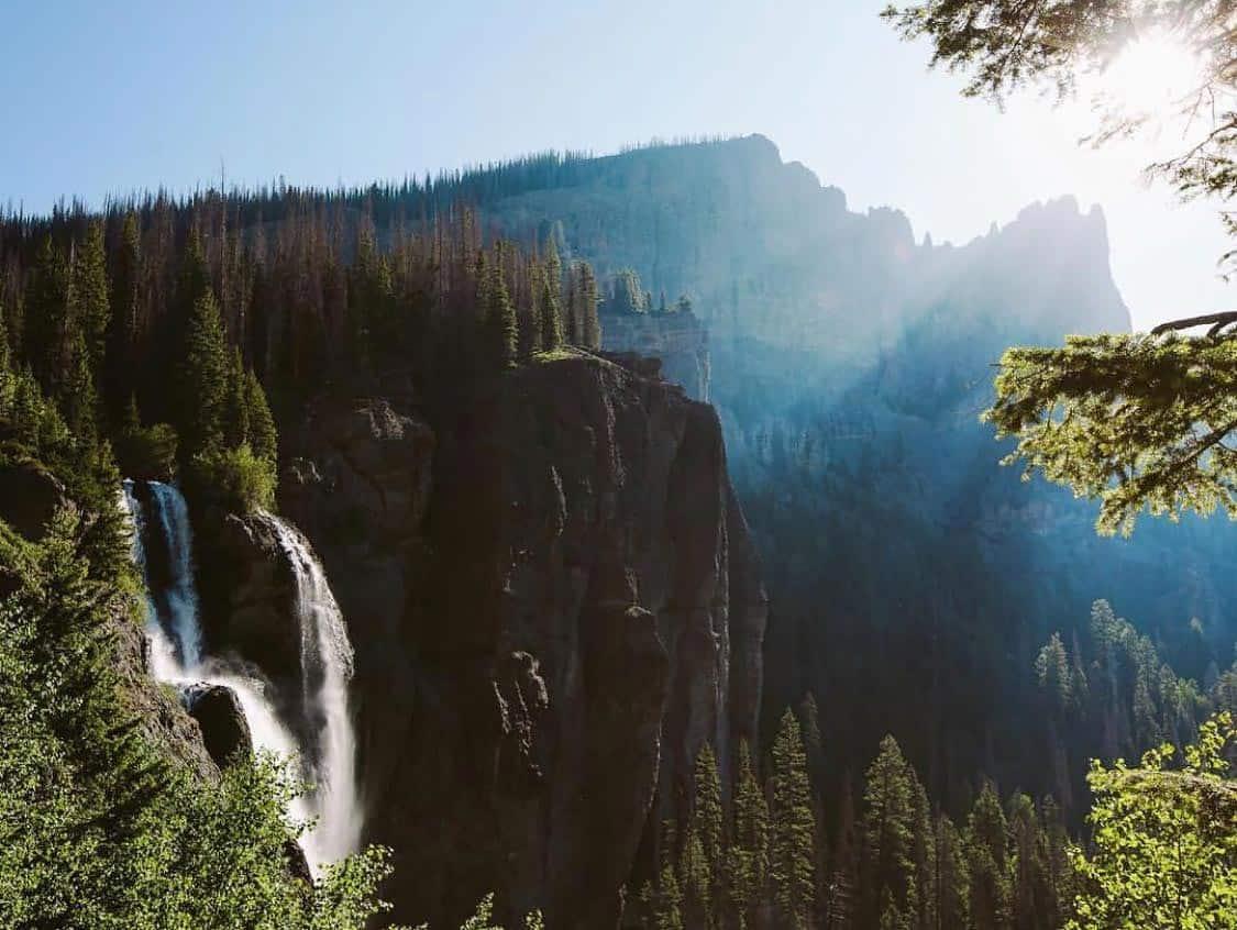 fourmile falls
