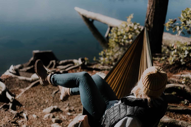hammock camping gear checklist