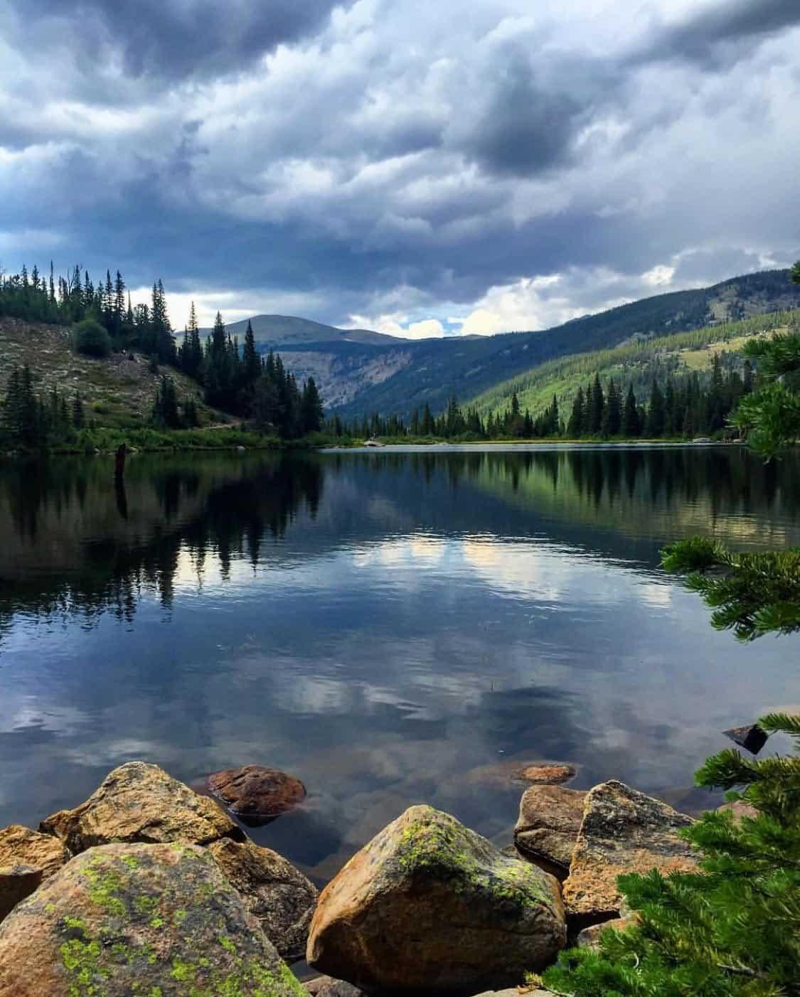 lost lake hike nederland