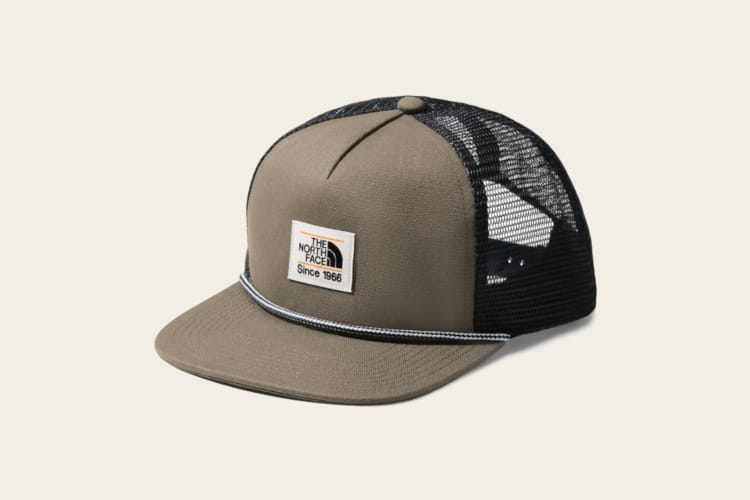 north face muddier trucker