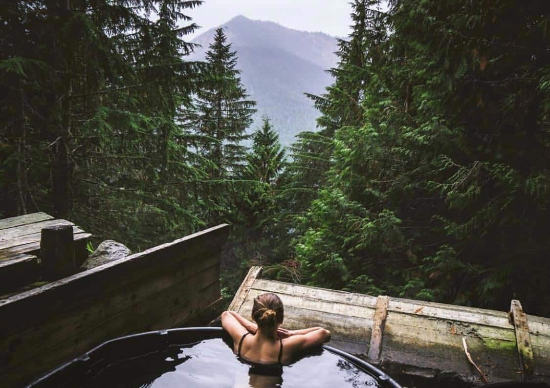 scenic hot springs washington