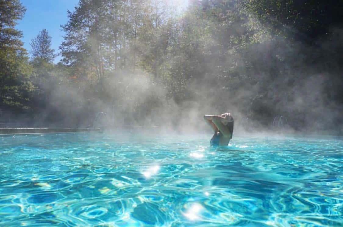 sol duc hot springs
