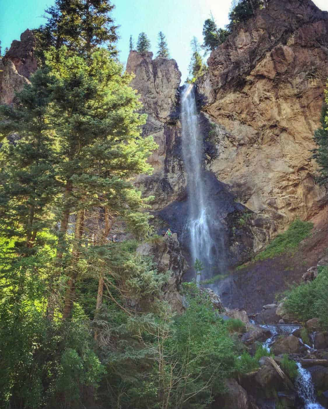 treasure falls colorado