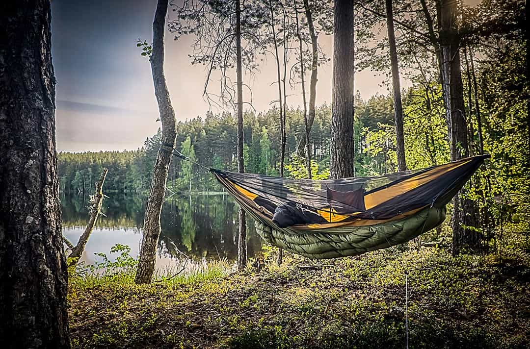 warbonnet camping hammock